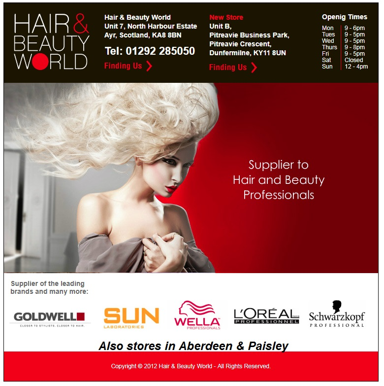 Hair & Beauty World